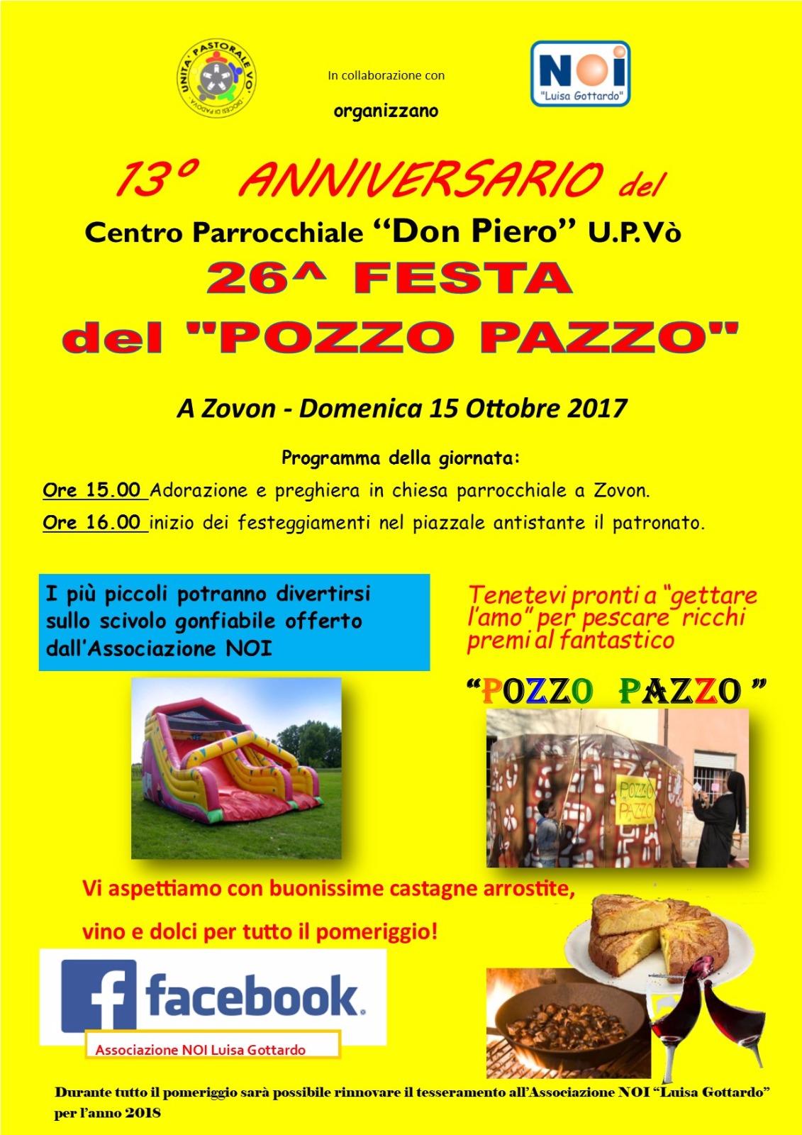 Pozzo Pazzo 2017